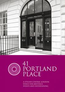 41 Portland Place